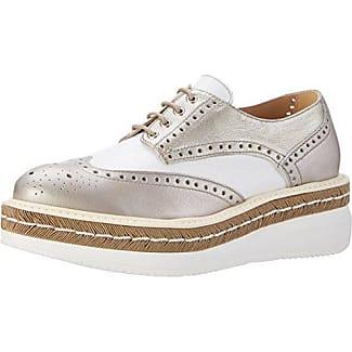 Peperosa 202, Zapatos Brogue, Beige (Avena), 40 EU