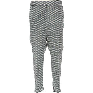 Pants for Women On Sale, Sand, Virgin wool, 2017, 28 PESERICO
