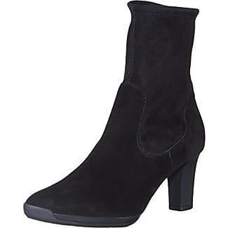 Opavia, Zapatillas de Estar Por Casa para Mujer, Negro-Schwarz (Schwarz Suede Smooth 665), 40 UE Peter Kaiser