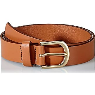 Womens Pclissa Leather Jeans Belt Pieces