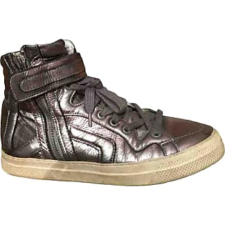 Pre-owned - Brown Pony-style calfskin Trainers Pierre Hardy Clearance Low Price Sale Newest 7cWwuDb