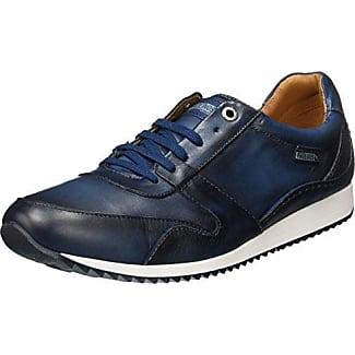 TOM Tailor 4880305, Zapatillas para Hombre, Azul (Navy), 41 EU