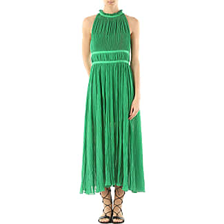 Dress for Women, Evening Cocktail Party On Sale, Water Green, polyester, 2017, 10 12 8 Pinko