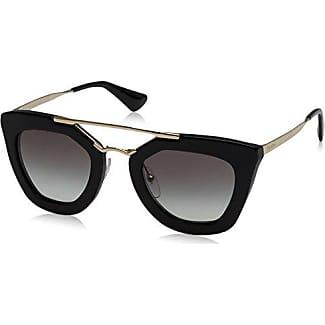 Prada PR50TS Sonnenbrille Grau / Schwarz 1AB0A7 54mm 61F2D