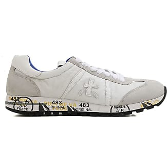 Sneakers for Women On Sale, White, Leather, 2017, 7.5 Premiata