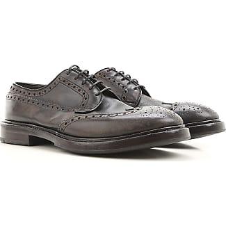 Mens Shoes On Sale, Ebony, Leather, 2017, 10 6 6.5 7 7.5 8 8.5 9 Premiata