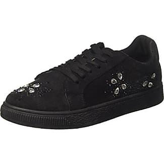 105917591VE, Sneakers Mujer, Negro (Nero), 37 EU Prima Donna