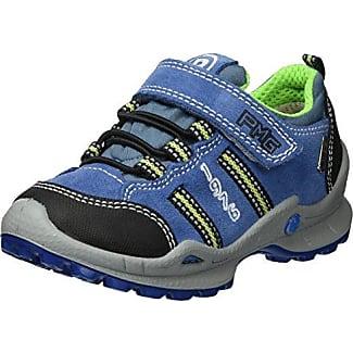 Primigi Pfogt 7636, Zapatillas para Niños, Azul (Bluet/Jeans/Ner), 33 EU
