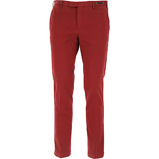 Pants for Women On Sale, Red, Cotton, 2017, 26 28 30 32 PT01