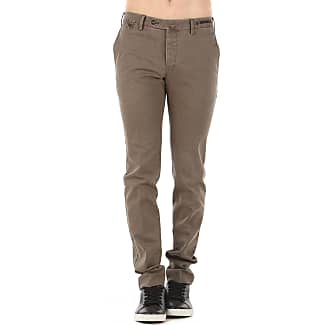 Pants for Men On Sale, Beige, Cotton, 2017, 30 34 36 38 PT01