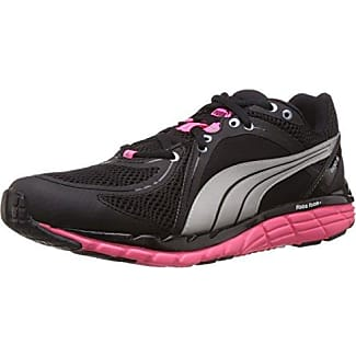 Speed 600 IGN, Chaussures de Running Femme - Noir (Black/Periscope/Fluo Peach), 36 EU (3.5 UK)Puma