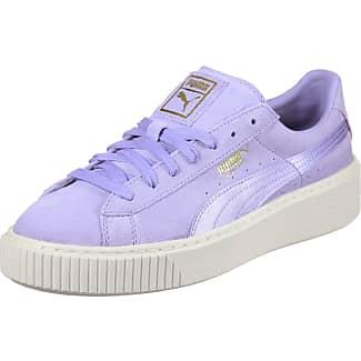 Les Femmes Pumas Fracasser Sneaker Perfsd - Bleu - 38 Eu asOMbV