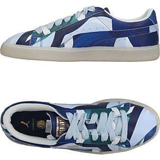 X Pumas Careaux Basketgraphic Bas-tops Et Chaussures De Sport GjZSKFrvhR