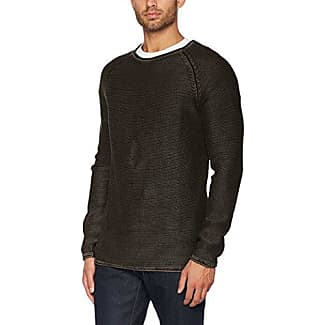 40710612399, Jersey para Hombre, Negro (Black Woven 99W0), Small Q/S designed by - s.Oliver