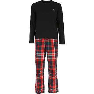 Pajama for Men On Sale in Outlet, Electric Blue, Modal, 2017, S (EU 3) M (EU 4) Ralph Lauren