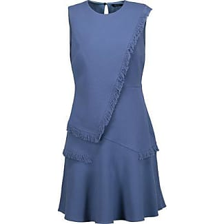 Raoul Woman Crepe De Chine Mini Dress Royal Blue Size 44 Raoul Cheap Sast Gc2IyXR2