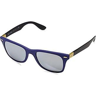 Ray-Ban Unisex-Erwachsene 4195 Sonnenbrille, Schwarz (Negro), 52