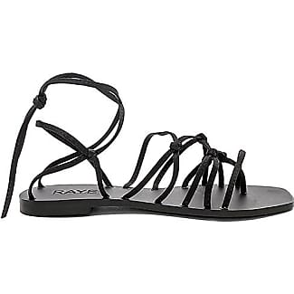 Chance Sandal in Black. - size 5.5 (also in 6,7.5,8,9.5) Raye