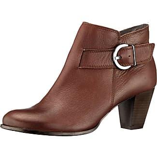 Ankleboot Détendre Rouge De Chaussures gwHOC2a5j