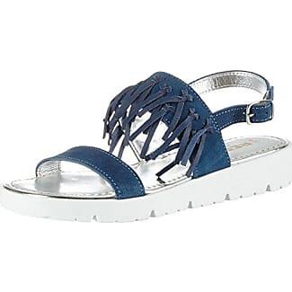 ReplayRosedale - Zapatillas de casa Niñas, Color Azul, Talla 33