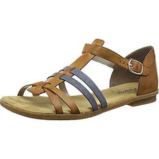 Aclaramiento Mejor Lugar Rieker V1460 - Infradito Donna amazon-shoes marroni Estate El Envío Libre Para Agradable Envío Gratis r9vmSI1C