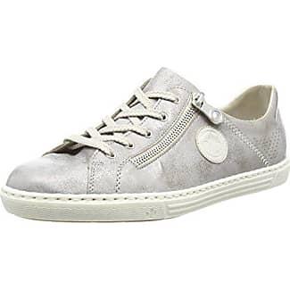 L0946 Rieker, Chaussures Femme, Gris (gris / Glace / 40), 37 Eu