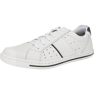 Rieker Sneakers Bas Rouge / Noir / Blanc dpO54u