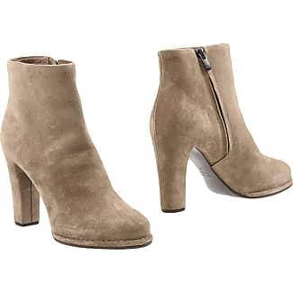 Sandales à talons ROBERTO DEL CARLO daim gris 37 X9T4Gem3Tx