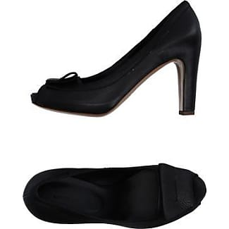 Pumps & High Heels for Women On Sale, Black, Leather, 2017, 4.5 5.5 Roberto Del Carlo