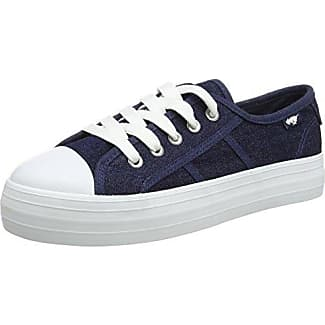 Magic, Zapatillas de Estar por Casa para Mujer, Azul (Debs Denim Blue Debs Denim Blue), 36 EU Rocket Dog