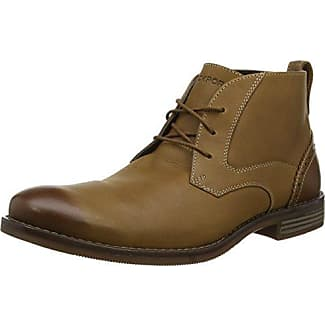 Tough Bucks, Bottes Chukka Homme, Marron (Tan), 42 EURockport