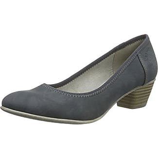 Gabor Shoes Comfort 62.15, Zapatos De Tacón Mujer, Azul (Ocean 96), 40.5 EU