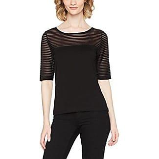 11 801 39 4104 Para Camiseta Label Mujer Black Soliver WcX6ATqf