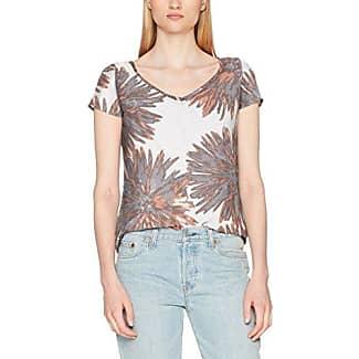 s.Oliver Black Label 29706324918, Camiseta Mujer, Naranja (Orange 2511), 38