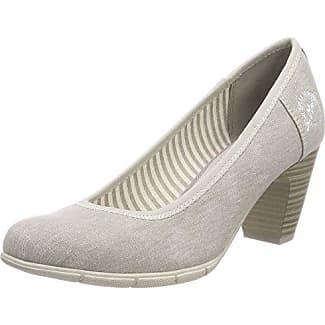 24620, Zapatos de Tacón para Mujer, Rosa (Rose Comb), 37 EU s.Oliver