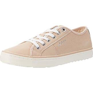 s.Oliver 25201, Zapatillas para Mujer, Blanco (White), 38 EU
