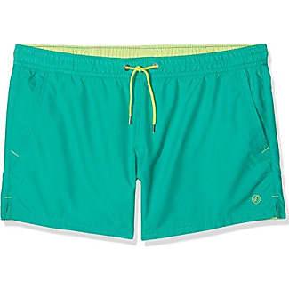 24704747396, Pantalones Cortos de Baño Premamá para Hombre, Turquesa (Turquoise 6277), XXL s.Oliver