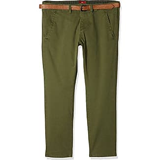 15712732439, Pantalones para Hombre, Grün (City Green 7835), W40/L34 s.Oliver