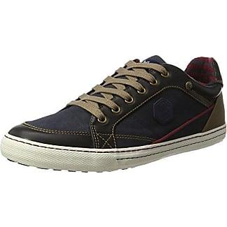 s.Oliver 14604, Zapatillas Para Hombre, Blanco (Offwhite), 44 EU