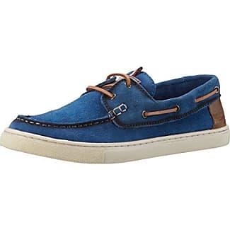 s.Oliver 13641, Zapatillas para Hombre, Azul (Navy), 45 EU