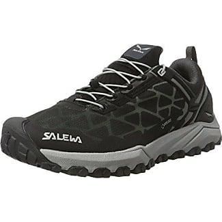 Ws Salewa Mtn Gtx Formateur Chaussures De Randonnée Femmes Multi-couleurs (noir / Bleu (carbone / Pagode 0787)), 36 Eu