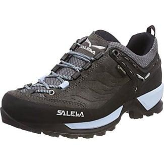 Salewa Trailbreaker GTX, Chaussures de Fitness Mixte Adulte, Multicolore (Black/Sparta Blue), 43 EU