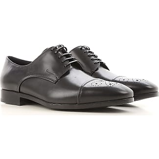 Brogue Shoes On Sale, Brown, Leather, 2017, 10 6.5 7 7.5 8 8.5 9 9.5 Salvatore Ferragamo