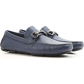 Sneakers for Men On Sale, Black, Leather, 2017, 7 7.5 8 Salvatore Ferragamo
