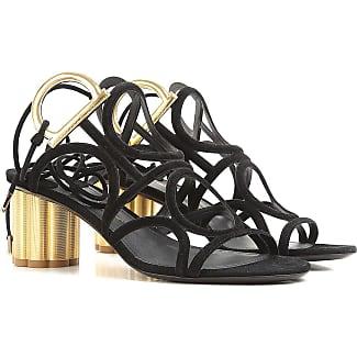 Zapatos de Mujer Baratos en Rebajas, Rojo, Gamuza, 2017, 35.5 36.5 37 37.5 38 38.5 40 Salvatore Ferragamo