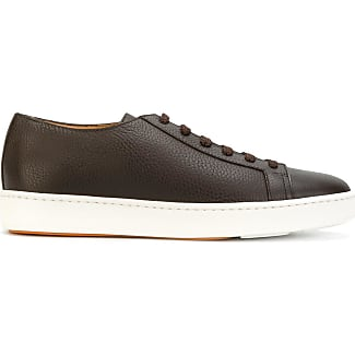 Sneakers for Men On Sale, Caramel, Leather, 2017, 5.5 7 8 9 Santoni