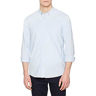 Classic Button Down Oxford Shirt, Camisa para Hombre, Azul (Blue 50), XX-Large Scotch & Soda
