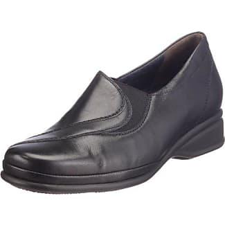 Semler Flora F5805-012-001 - Zapatos de cuero para mujer, color negro, talla 35.5