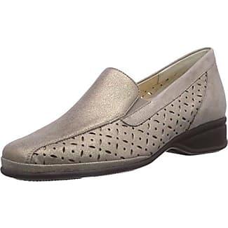 Semler Ria R1805-013-045 - Zapatos casual de cuero para mujer, color marrón, talla 36 1/3