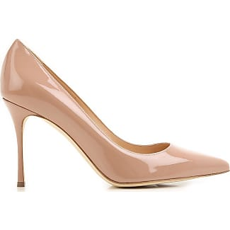 Pumps & High Heels for Women On Sale, Bright Skin, Leather, 2017, 4 6 Sergio Rossi